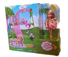 2016 Barbie Chelsea Swing Set