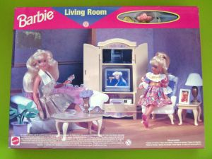 #67553 Barbie Living Room