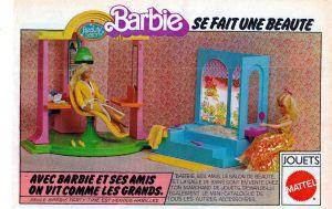 70 Barbie - France
