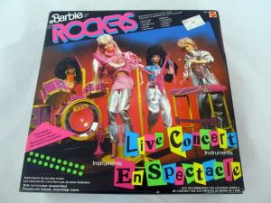 Barbie and the Rockers 1986 Live Concert