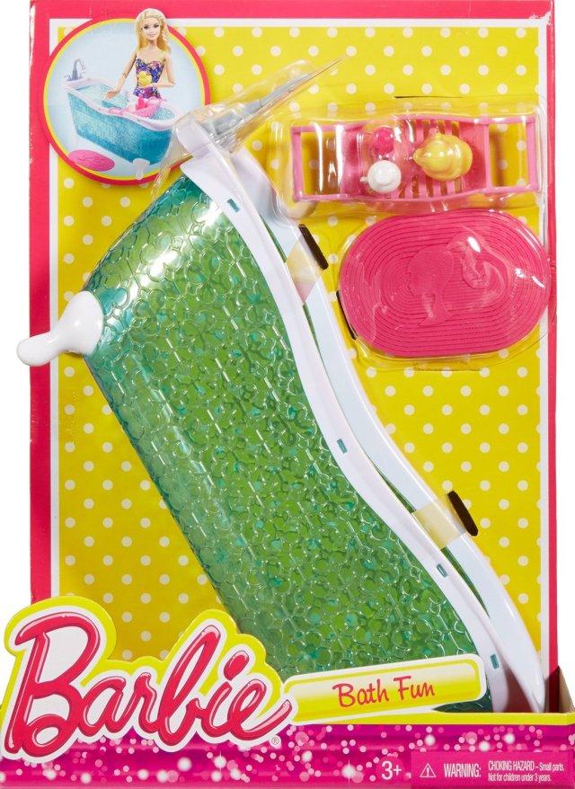 Barbie Bath Fun Playset NRFB