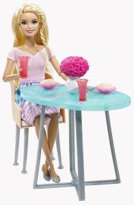 Barbie Dinner Date Playset Flyer