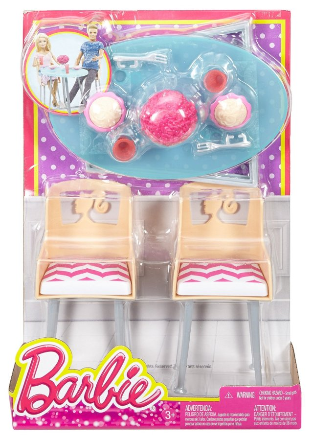 Barbie Dinner Date Playset NRFB