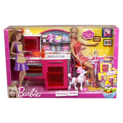 Barbie-Kitchen-Playset-and-Doll