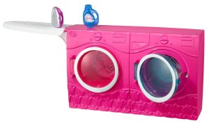 Barbie Laundry Time Playset flyer