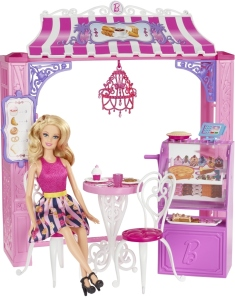 Barbie MALIBU AVE.™ Bakery + Doll