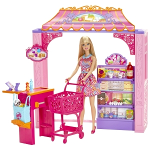 Barbie MALIBU AVE.™ Market + Doll flyer