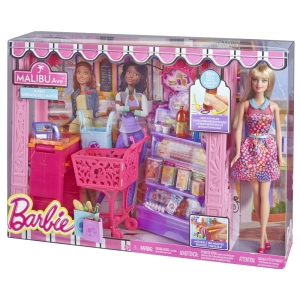 Barbie MALIBU AVE.™ Market + Doll