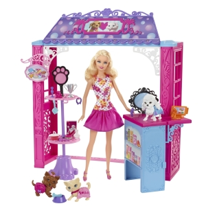 Barbie MALIBU AVE.™ Pet Boutique