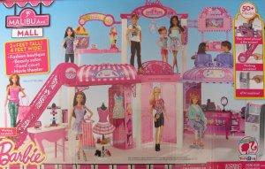 Barbie - Malibu Ave. Mall box