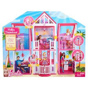 Barbie Malibu Beach House nrfb