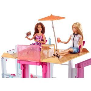 Barbie Malibu Townhouse4