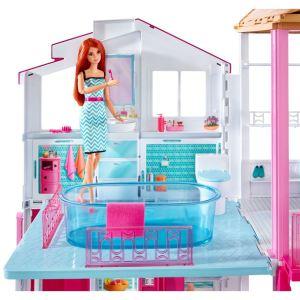 Barbie Malibu Townhouse9