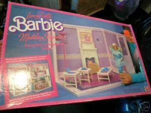 Barbie~Designer Livingroom~ 1988~NRFB