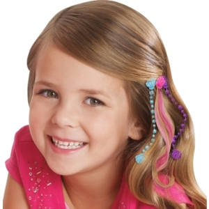 BARBIE™ THE PEARL PRINCESS Hair Salon hair