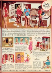 1971 BarbieHomeAndFashionWards