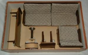 Barbie's Danish Furniture~LIVING ROOM SET~MIB