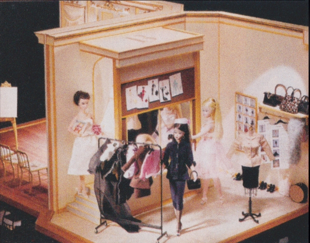 fashion salon