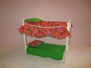 Dubble bed