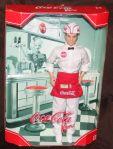 BD 1999 Cocoa-Cola Ken Doll NRFB