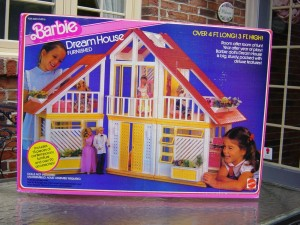 1961 – Present ~ STRUCTURES/ Playsets – Houses, Furniture and Shops