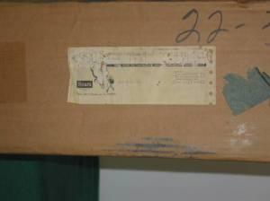 Sears label
