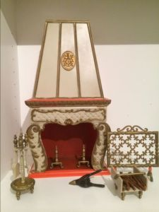 Milady furniture Fireplace