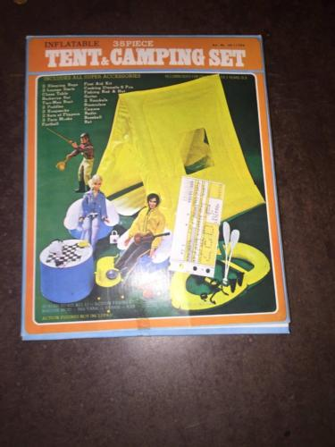 Montgomery Wards Tent & Camping set