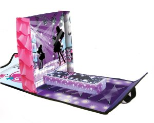 Neat-Oh Barbie Neat-Oh Fashion Show, Dressing Room & Runway Case 2