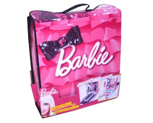 Neat-Oh Barbie Neat-Oh Fashion Show, Dressing Room & Runway Case n