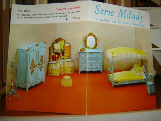 Serie Milady flyer