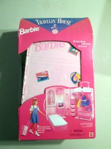 Barbie Travelin' House NRFB