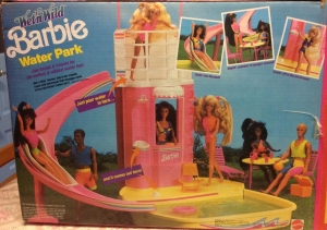 Wet 'N Wild BARBIE WATER PARK