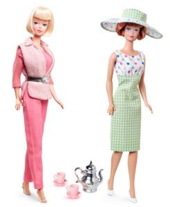 2013 Barbie & Midge giftset