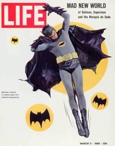 Adam West as Batman 1966