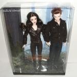 2013 BARBIE The Twilight Saga Breaking Dawn Part 2 EDWARD & BELLA GIFT SET NRFB