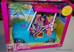 2012 Barbie - SISTERS GOLF CART - Includes Skipper Doll NRFB