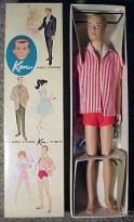 1963 #750 Ken blonde NRFB