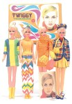 Twiggy Dolsl, outfits and Case