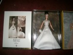 2004 First Gold Label® - #B8946 Badgley Mischka Bride Barbie® Doll NRFB