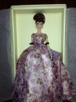 2005 First Platinum Label® - # J4254 Violette™ Barbie® Doll NRFB