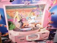 Inside Ken, Barbie and Midge