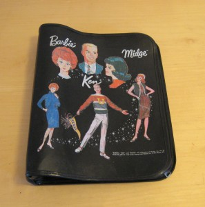 1965 Barbie, Midge™ and Ken - Binder - From Canadian
