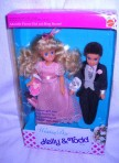 #4532 NRFB Vintage Mattel Wedding Day Midge - Kelly & Todd Giftset