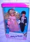 #4532 NRFB Vintage Mattel Wedding Day Midge - Kelly & Todd Giftset