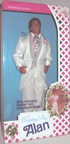 Wedding Day Alan Doll NRFB