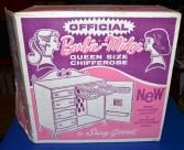 1965 Barbie-Midge Queen Size Chifferobe NRFB