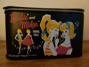 Barbie & Midge Travel Pals - variation