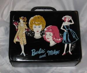 1963 Barbie™ & Midge™ Lunch Box