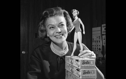 May 13,1964 Mattel fashion designer Charlotte Johnson